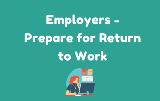 return to work Covid 19 employer advice